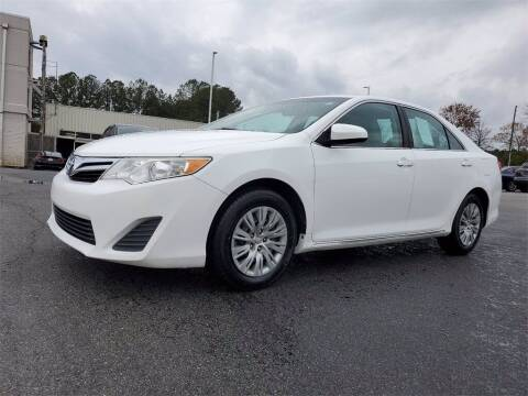 2014 Toyota Camry for sale at Southern Auto Solutions - Acura Carland in Marietta GA