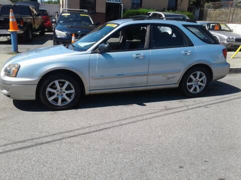 2005 Subaru Impreza for sale at Nelsons Auto Specialists in New Bedford MA