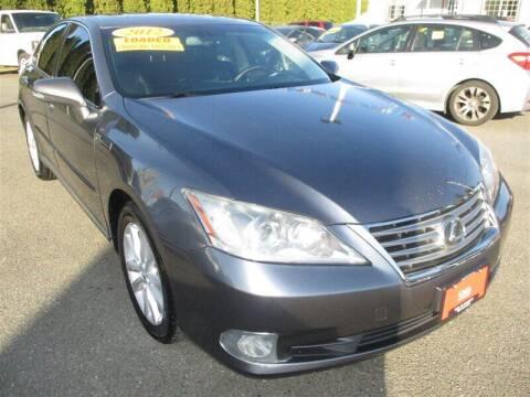 2012 Lexus ES 350 for sale at GMA Of Everett in Everett WA