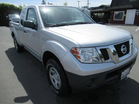 2016 Nissan Frontier for sale at Tonys Toys and Trucks in Santa Rosa CA
