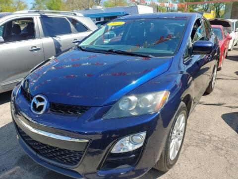 2012 Mazda CX-7 for sale at JIREH AUTO SALES in Chicago IL