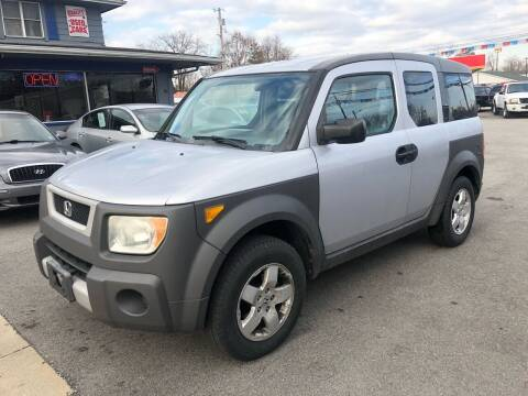 2004 Honda Element for sale at Wise Investments Auto Sales in Sellersburg IN
