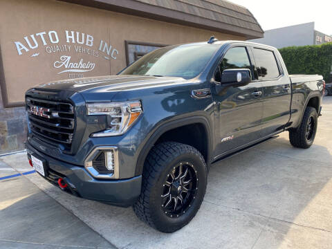 2019 GMC Sierra 1500 for sale at Auto Hub, Inc. in Anaheim CA