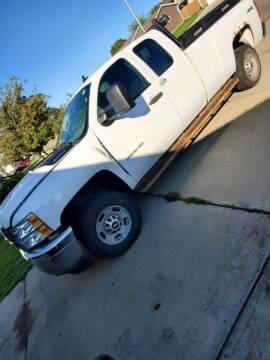 2012 Chevrolet Silverado 2500HD for sale at Born Again Auto's in Sioux Falls SD