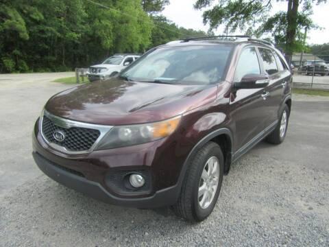 2012 Kia Sorento for sale at Bullet Motors Charleston Area in Summerville SC