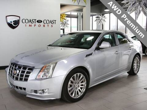 2013 Cadillac CTS for sale at Coast to Coast Imports in Fishers IN