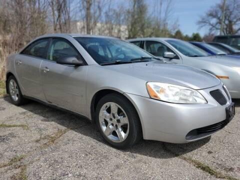 2007 Pontiac G6 for sale at Paramount Motors in Taylor MI
