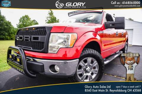 2009 Ford F-150 for sale at Glory Auto Sales LTD in Reynoldsburg OH