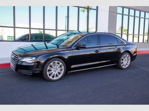 2011 Audi A8 L for sale at REVEURO in Las Vegas NV