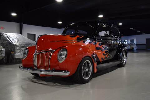 1939 Ford Deluxe for sale at Jensen's Dealerships in Sioux City IA