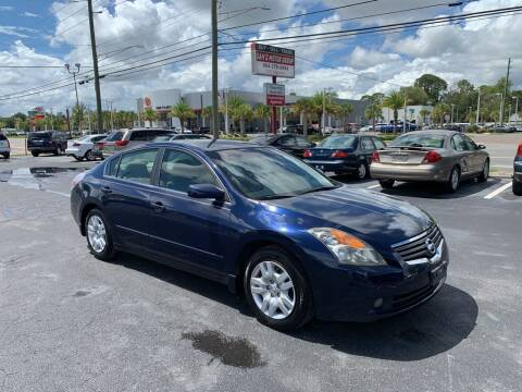2009 Nissan Altima for sale at Sam's Motor Group in Jacksonville FL