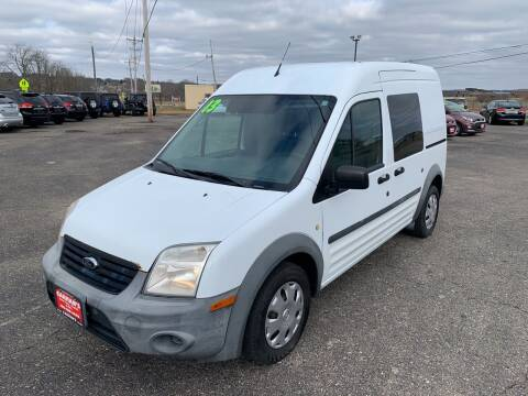 2013 Ford Transit Connect for sale at Carmans Used Cars & Trucks in Jackson OH