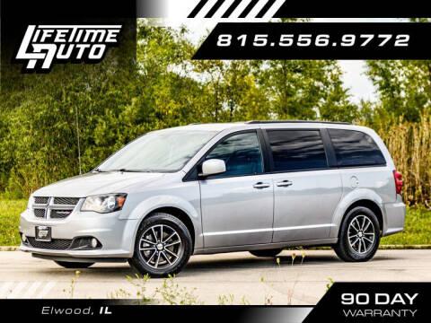 2018 Dodge Grand Caravan for sale at Lifetime Auto in Elwood IL