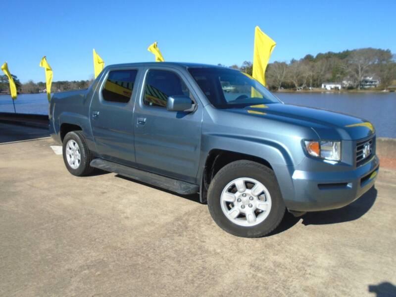 2006 Honda Ridgeline for sale at Lake Carroll Auto Sales in Carrollton GA