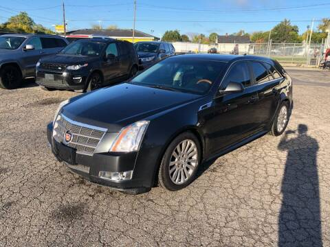 2011 Cadillac CTS for sale at Dean's Auto Sales in Flint MI