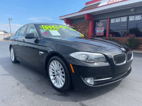 2012 BMW 5 Series for sale at Premium Motors in Louisville KY