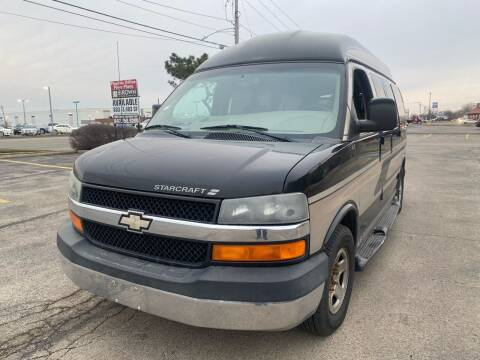 2003 Chevrolet Express Cargo for sale at Quality Auto Sales And Service Inc in Westchester IL