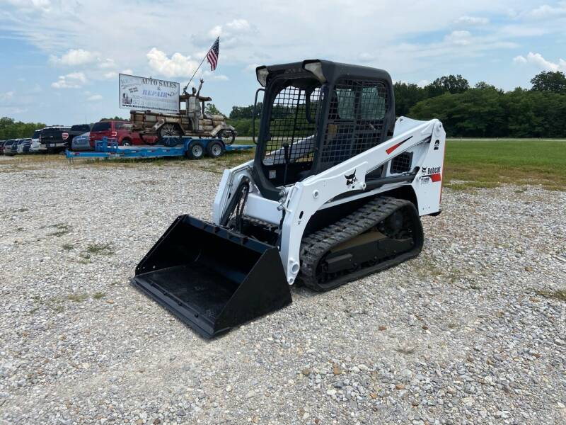 2018 Bobcat T450 Skid Steer for sale at Ken's Auto Sales & Repairs in New Bloomfield MO