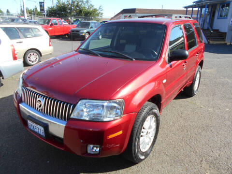 2005 Mercury Mariner for sale at Family Auto Network in Portland OR