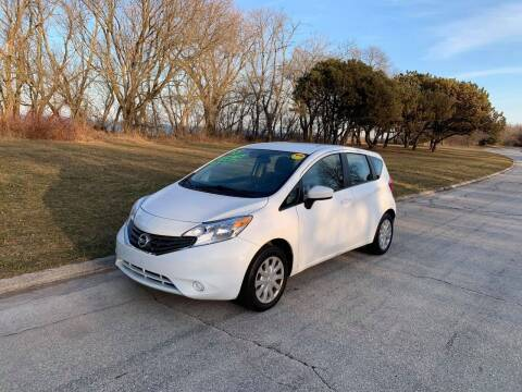 2015 Nissan Versa Note for sale at Aleid Auto Sales in Cudahy WI