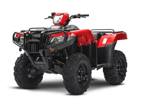 2021 Honda TRX520FM2 for sale at Honda West in Dickinson ND