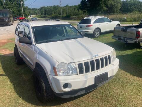 2007 Jeep Grand Cherokee for sale at UpCountry Motors in Taylors SC