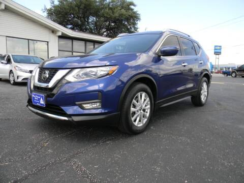 2019 Nissan Rogue for sale at MARK HOLCOMB  GROUP PRE-OWNED in Waco TX