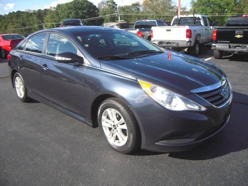 2014 Hyundai Sonata for sale at 1-2-3 AUTO SALES, LLC in Branchville NJ