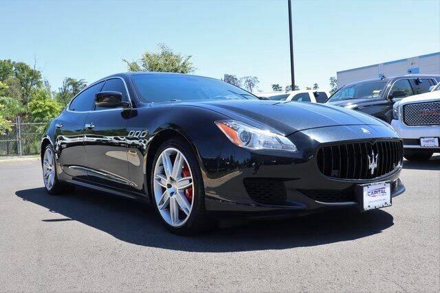 2015 Maserati Quattroporte for sale in Chantilly, VA