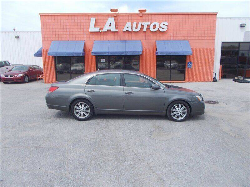 2005 Toyota Avalon for sale at L A AUTOS in Omaha NE