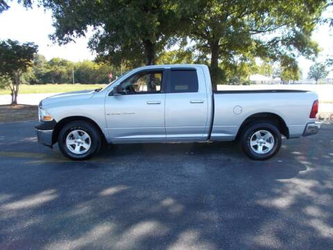 2012 RAM Ram Pickup 1500 for sale at A & P Automotive in Montgomery AL