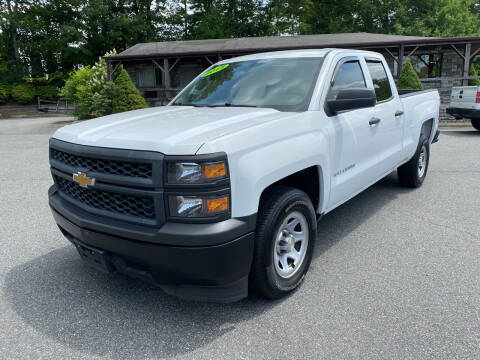 2015 Chevrolet Silverado 1500 for sale at Highland Auto Sales in Boone NC