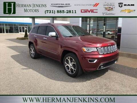 2019 Jeep Grand Cherokee for sale at Herman Jenkins Used Cars in Union City TN
