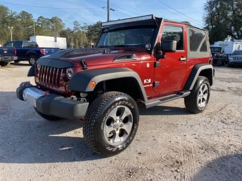 2008 Jeep Wrangler for sale at Right Price Auto Sales in Waldo FL
