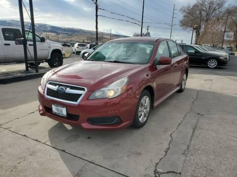 2013 Subaru Legacy for sale at Auto Image Auto Sales in Pocatello ID