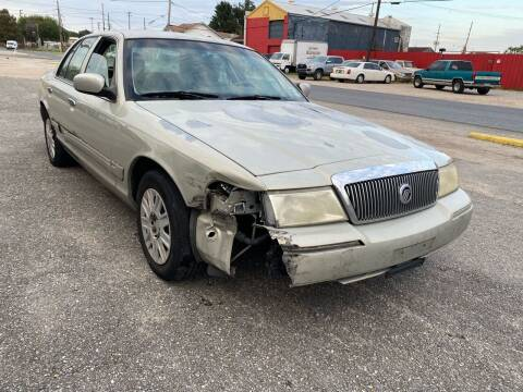 2004 Mercury Grand Marquis for sale at WMS AUTO SALES in Jefferson LA