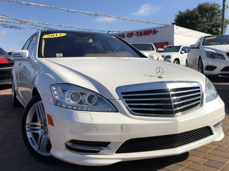 2013 Mercedes-Benz S-Class for sale at Cars of Tampa in Tampa FL