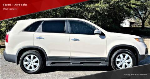 2011 Kia Sorento for sale at Square 1 Auto Sales - Commerce in Commerce GA