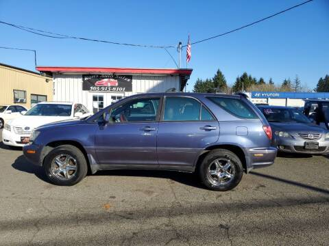 1999 Lexus RX 300 for sale at Ron's Auto Sales in Hillsboro OR