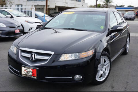 2007 Acura TL for sale at DL Auto Lux Inc. in Westminster CA