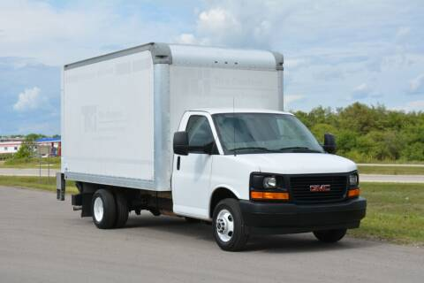 2017 GMC C/K 3500 Series for sale at Signature Truck Center - Box Trucks in Crystal Lake IL