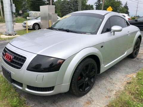2004 Audi TT for sale at Maroun's Motors, Inc in Boardman OH