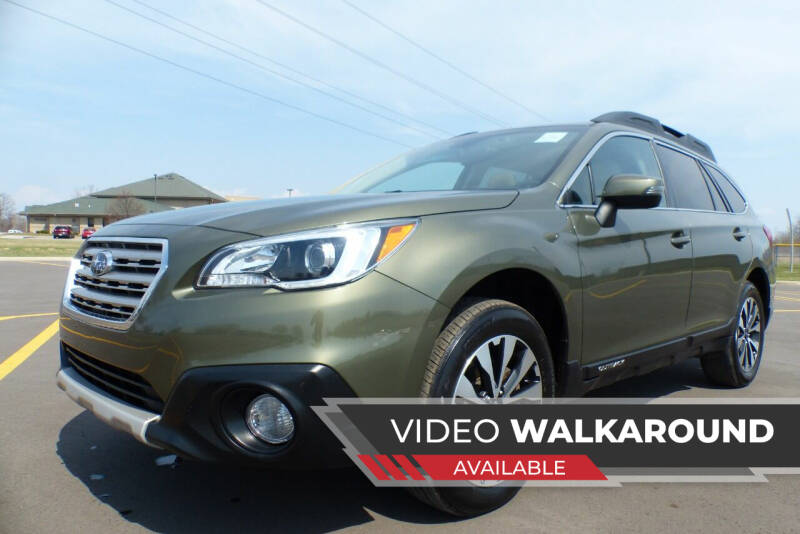 2017 Subaru Outback for sale at Macomb Automotive Group in New Haven MI