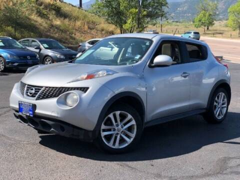 2013 Nissan JUKE for sale at Lakeside Auto Brokers in Colorado Springs CO
