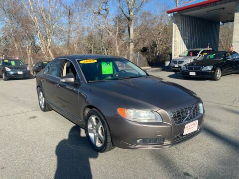 2009 Volvo S80 for sale at Gia Auto Sales in East Wareham MA