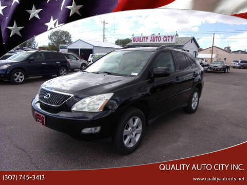 2005 Lexus RX 330 for sale at Quality Auto City Inc. in Laramie WY