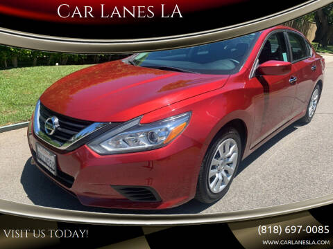 2016 Nissan Altima for sale at Car Lanes LA in Glendale CA