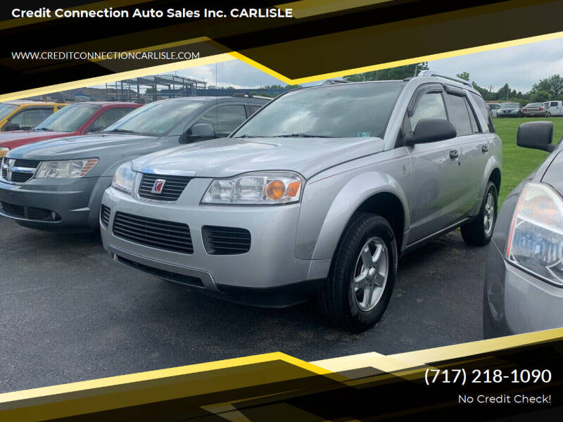 2007 Saturn Vue for sale at Credit Connection Auto Sales Inc. CARLISLE in Carlisle PA