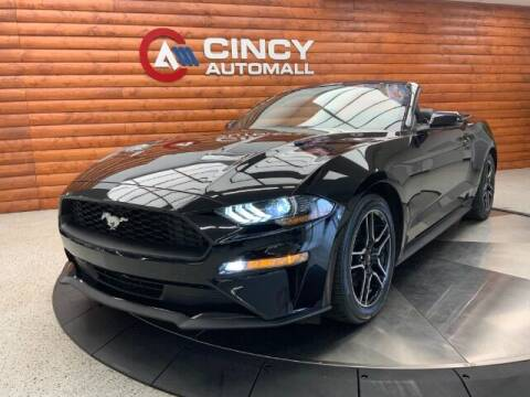 2020 Ford Mustang for sale at Dixie Motors in Fairfield OH