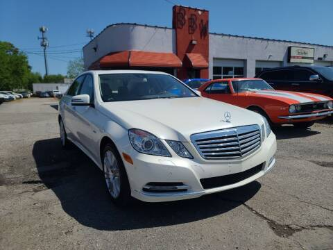 2012 Mercedes-Benz E-Class for sale at Best Buy Wheels in Virginia Beach VA